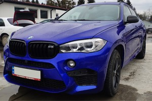 bmw x6 okleika siney plenkoi 2020 tv