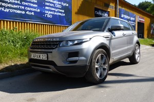 RangeRover Evogue