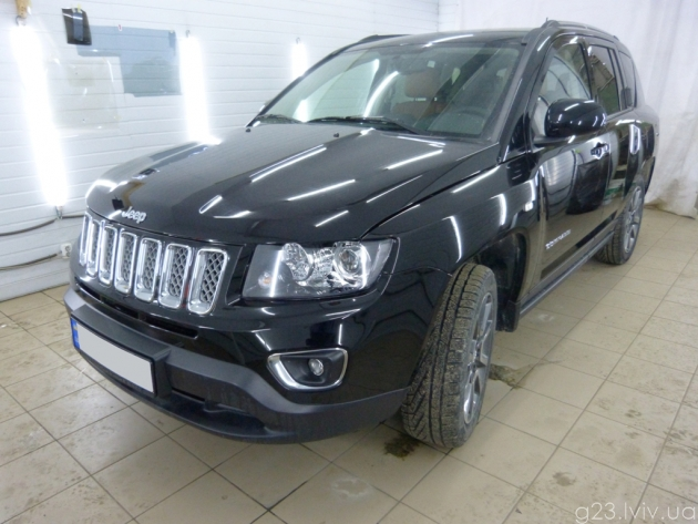 jeep compas antigravijnaya plenka black 1