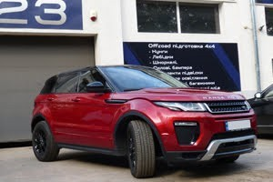 range rover evogue red antigravijka 2019 tv 4286f5fc44c2d46deff2fca055317c3e