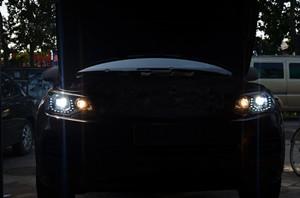 Альтернативна оптика для Volkswagen Touareg 2011-2013