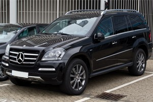 Mercedes GL X164 - Заміна магнітоли на Gazer CM5007-W164 (Android 8.1, GPS, Wi-Fi , Bluetooth, AirPlay, MirrorLink)